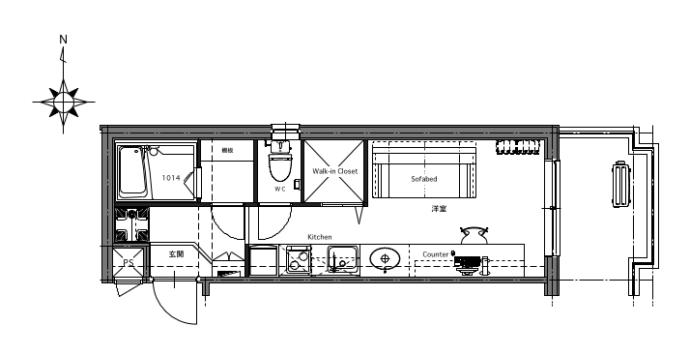 D-1四条大宮2-417