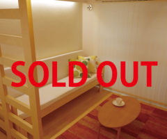 D-1烏丸一条101SOLD OUT