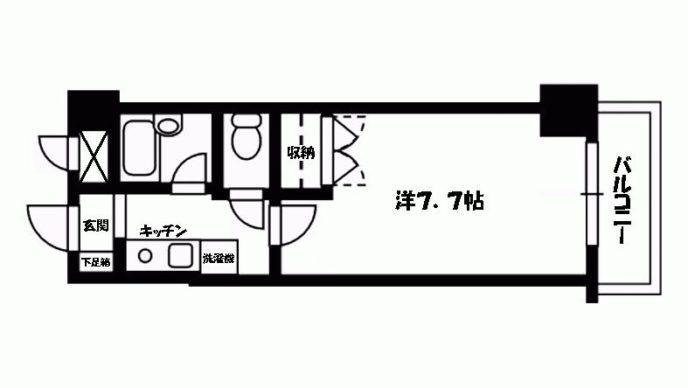 デトムワン千本智恵光院Ⅱ403 C