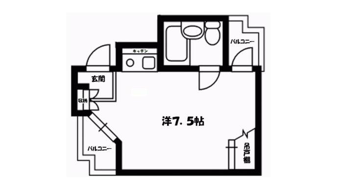 デトムワン京大前206
