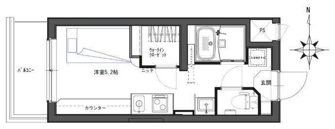 D-1衣笠203号室_v2014_HP用