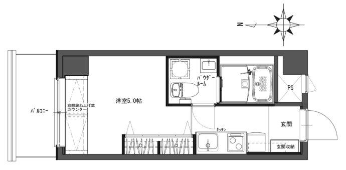 D-1烏丸二条606号室 v2014_ファクトシート用