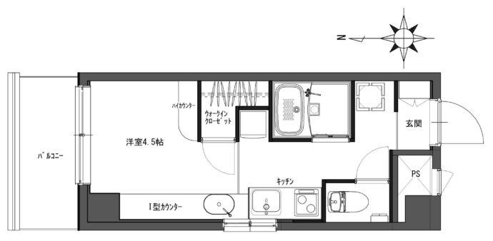D-1烏丸二条607 v2014_ファクトシート用